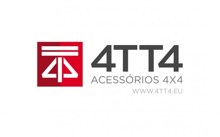 4tt4 Acessórios - Logotipo